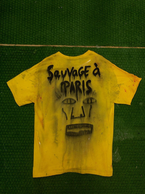 MIDNIGHT SAUVAGE A PARIS YELLOW