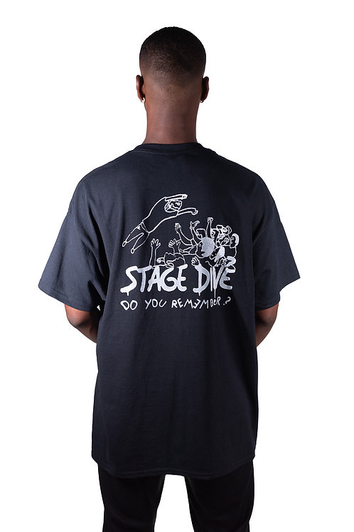 Midnight Stage Dive Shirt