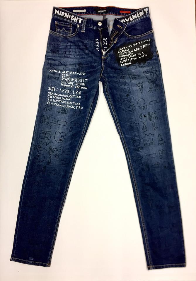 midnight jeans