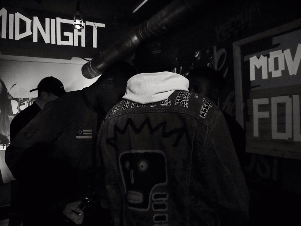 midnight session