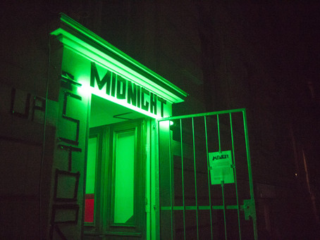 MIDNIGHT – Pop-Up Store Berlin