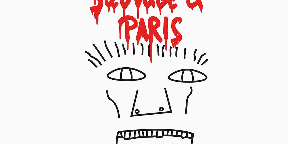 Sauvage à Paris
