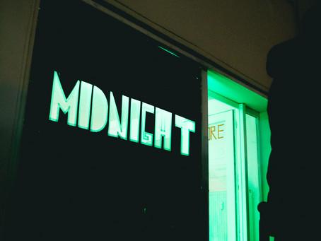 Midnight Pop Up Store in Düsseldorf