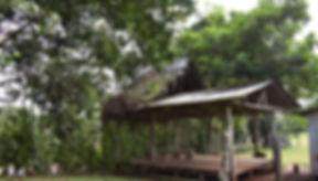 Rancho der Tamandu Lodge