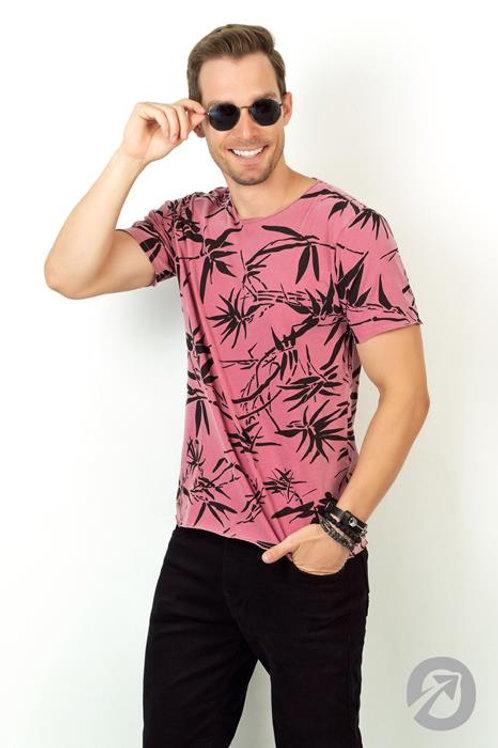 T-shirt Print Bambu