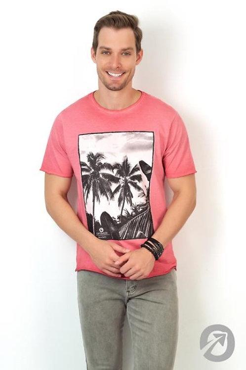 Camiseta Masculina T-shirt Estampada 100% Algodão