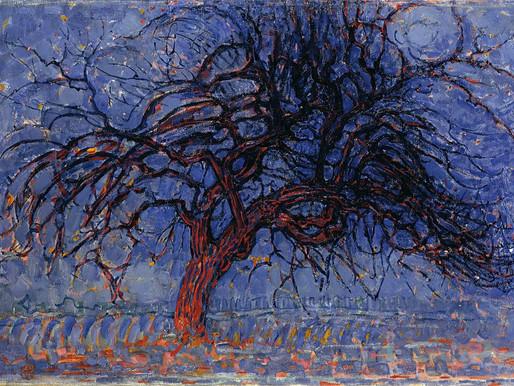 Poème dans l'arbre (extrait)