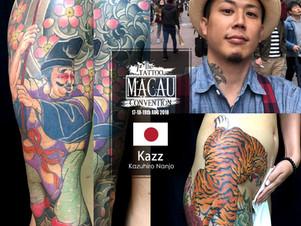 Macau tattoo convention