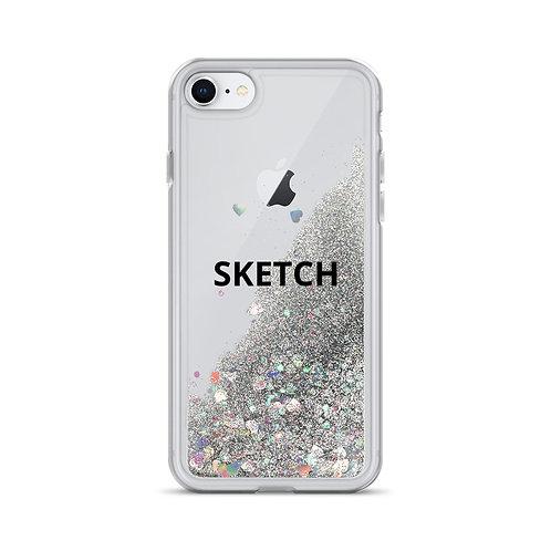 Designer Liquid Glitter Phone Case