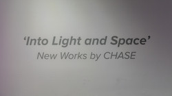 """CHASE """"Into Light And Space"""""""