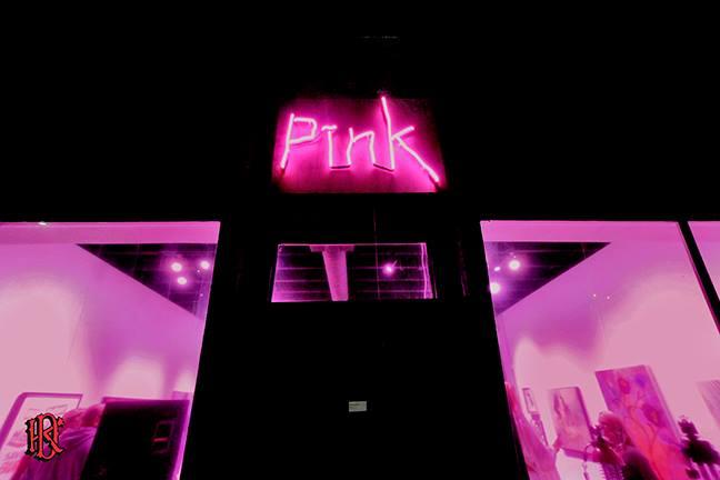 """""""Pink Pop-Up Show"""""""