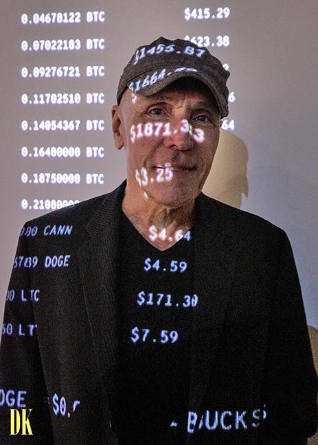 """Andy Baush """"New Money"""""""