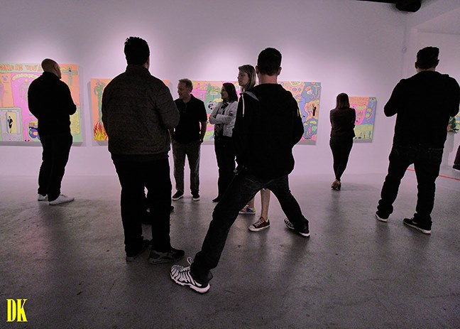 """Sean Kushner """"New Works"""""""