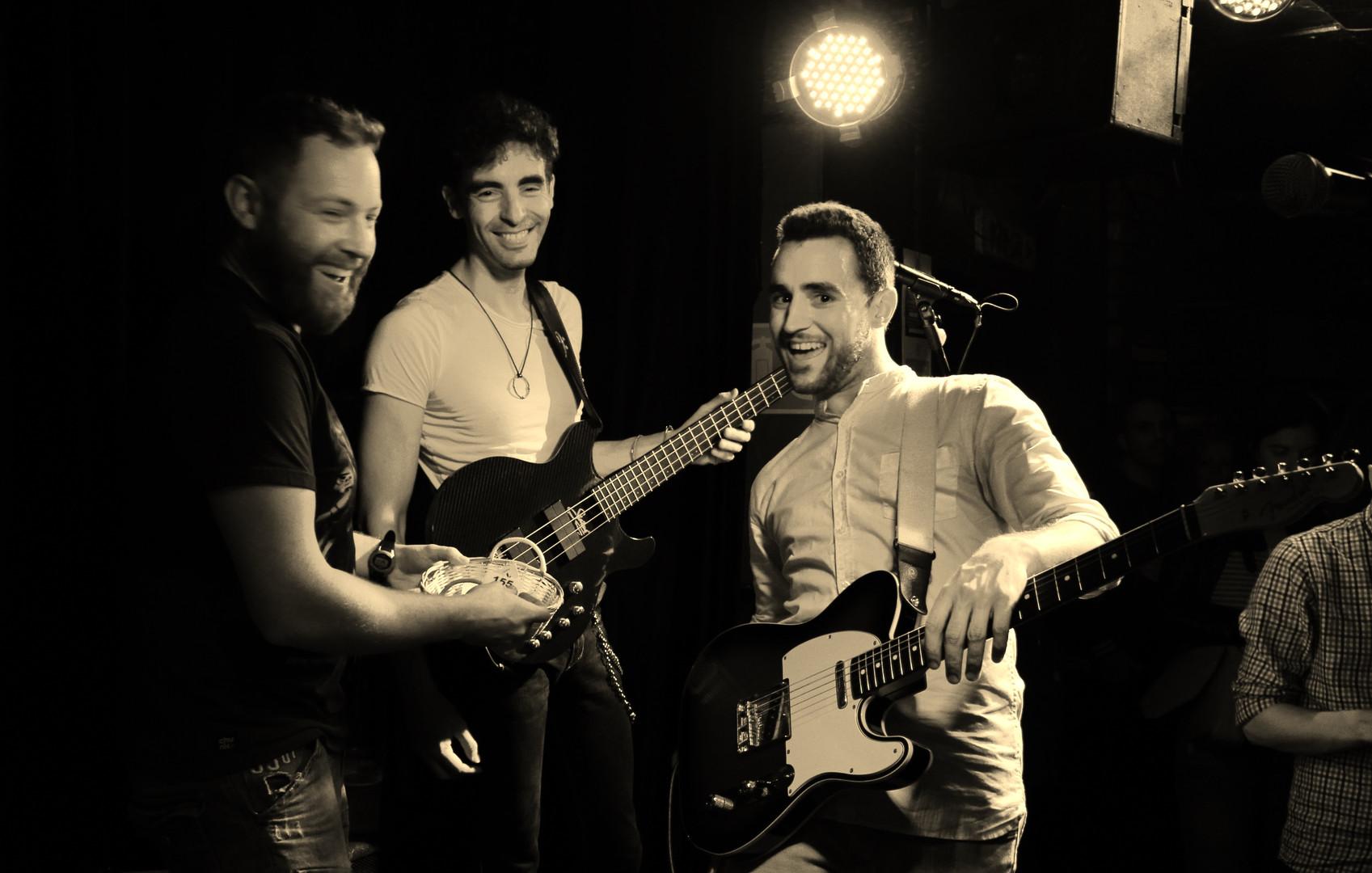 Ireland - Live band night