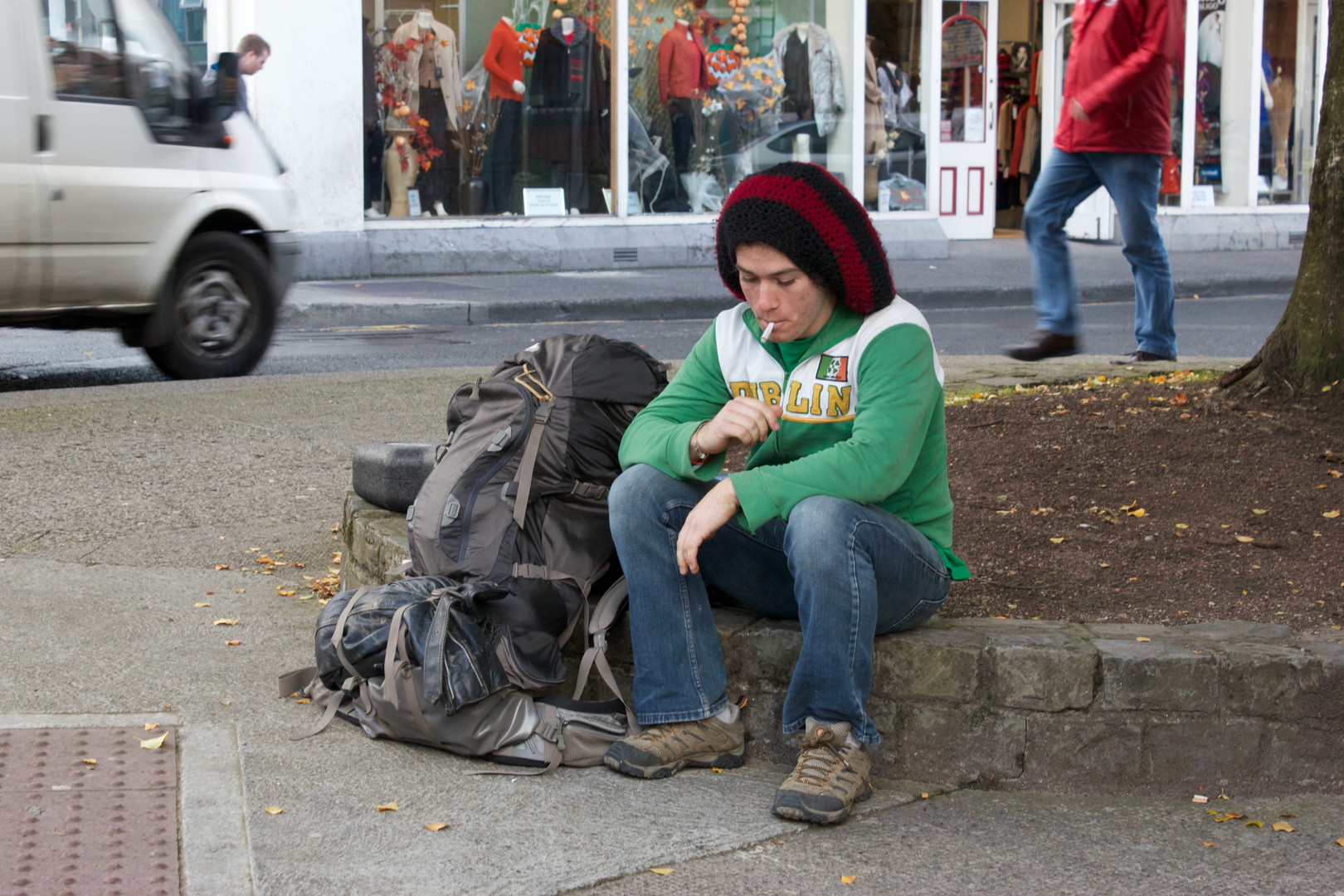 Sligo Ireland - Waiting