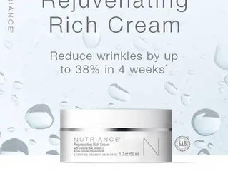 MEET Nutriance: the Rejuvenating youth extender