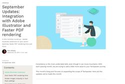 September Updates: Integration with Adobe Illustrator and Faster PDF rendering
