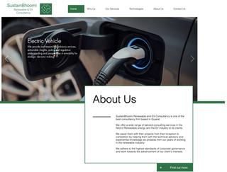 SustainBhoomi's Website