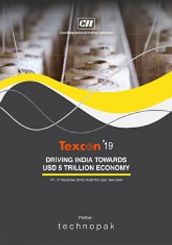 Texcon'19: Driving India Towards USD 5 Trillion Economy