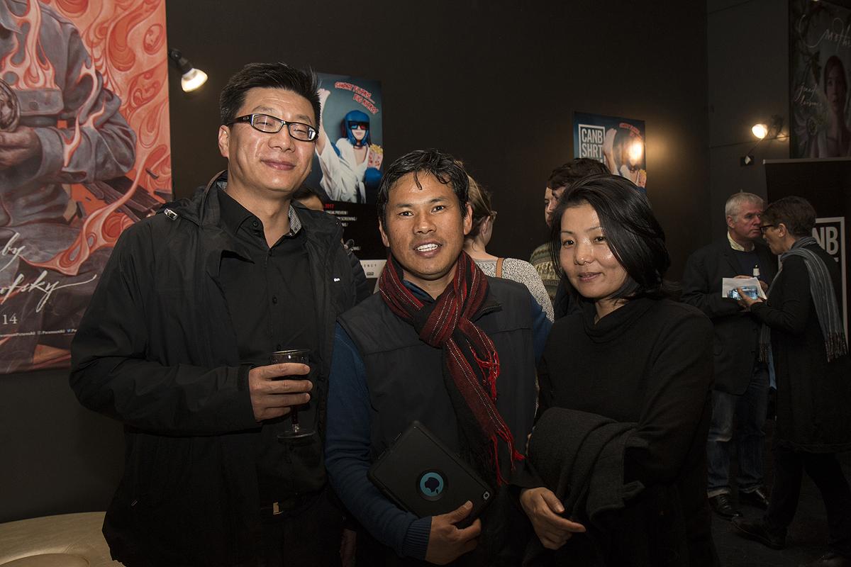 CanbShrtFilm Fest_Openig night 2017_008