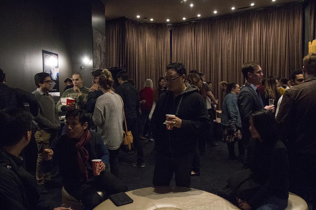 CanbShrtFilm Fest_Openig night 2017_009