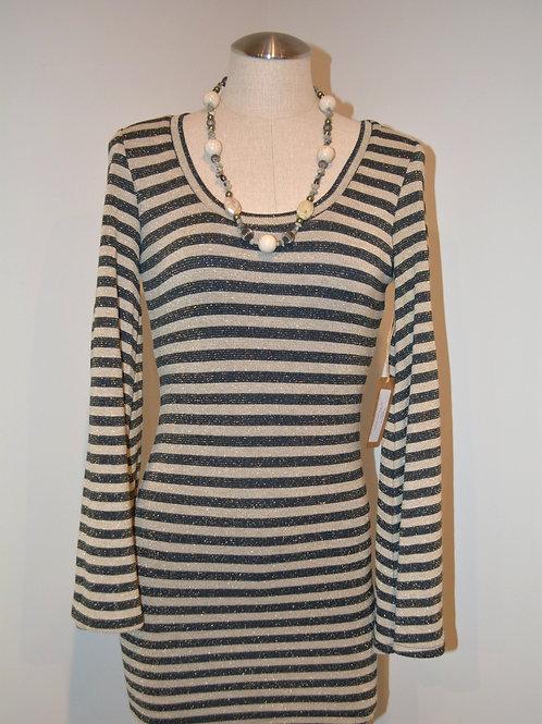 Zara Flare Sleeve Bodycon Longsleeve Dress