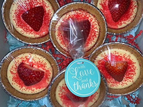 (6) Cheesecake Minis