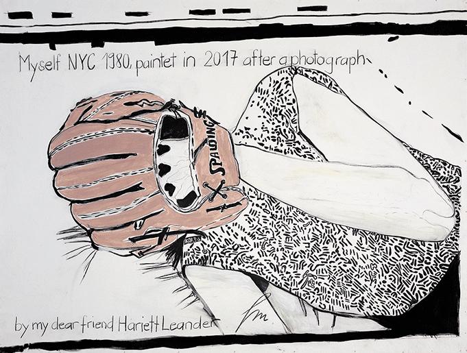 MYSELF NYC 1980 - 2017