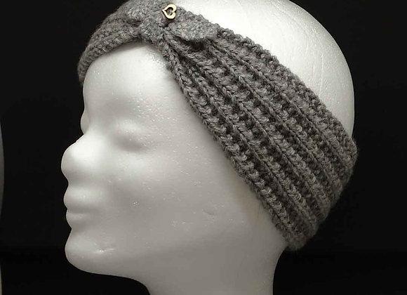 Stirnband für Mädchen mit Holzherz