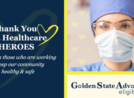 Golden State Advocates Eligibility: Response to COVID-19