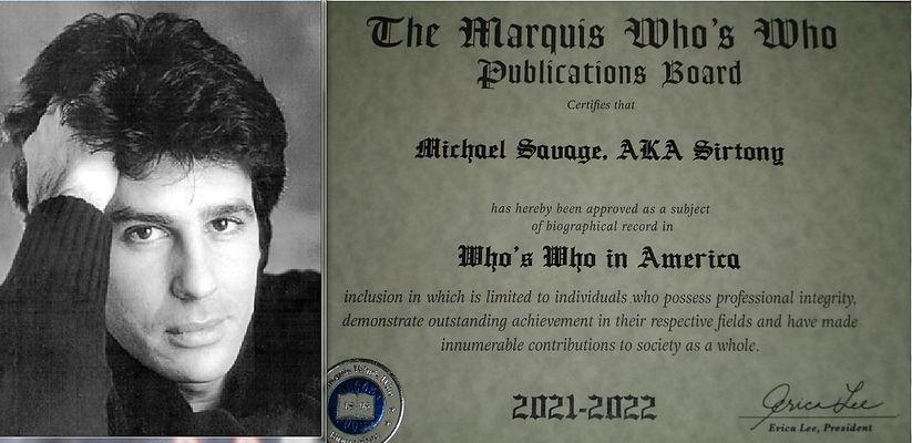WHOS WHO IN AMERICA  Sirtony Pic &  AWARD 2021-22 - Copy (2) - Copy.JPG