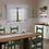 Thumbnail: Cortina Cozinha Renda Valencia C/ Bandô 1,50 x 1,20 - Utensílios Branca