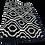 Thumbnail: Passadeira Renaissance 0,57 x 1,80 Lumiere Marinho