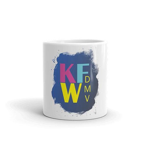KFWDMV Logo Mug