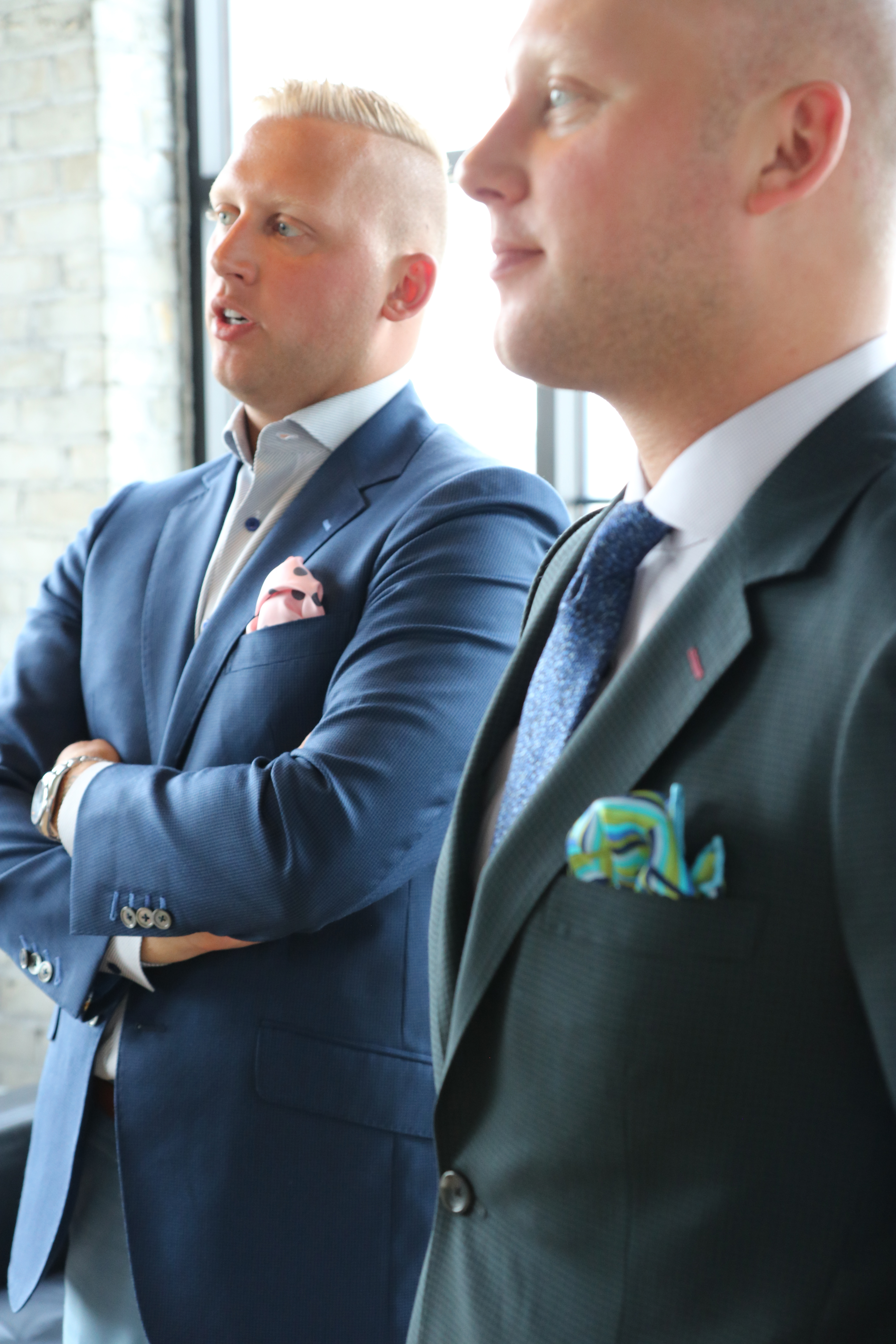 King Brothers Clothiers Bespoke Custom Suits Minneapolis / St Paul MN