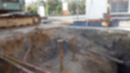 Contaminated Site Assessment and Remediation