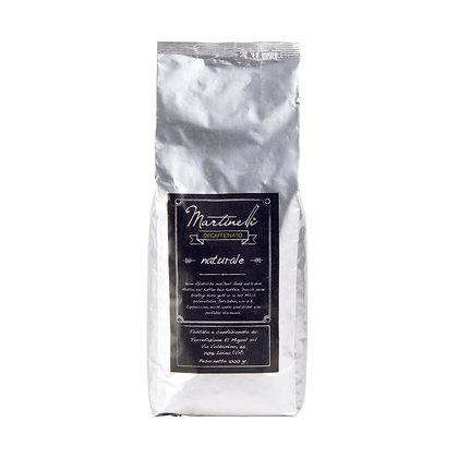 Koffeinfrei 1000g ganze Bohnen (21,50€/kg)