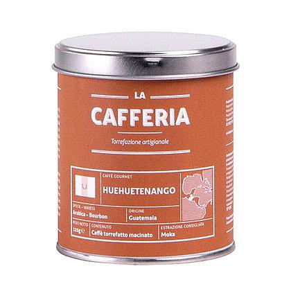 "La Cafferia ""Huehuetenango"" 125g gemahlen (71,60€/kg)"