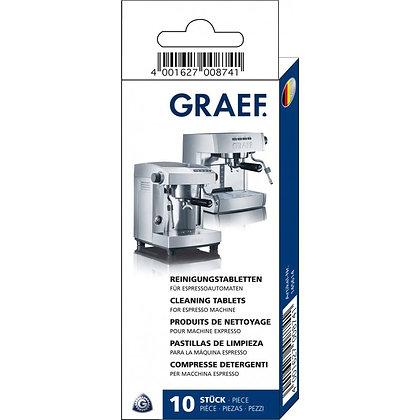 GRAEF Reinigungstabletten 10Stk. (€1,70/1Stk.)