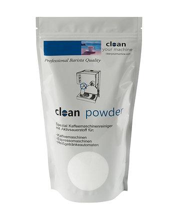 Clean Powder 500g Kaffeemaschinenreiniger (23,90€/kg)
