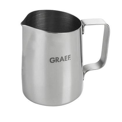 GRAEF Latte-Art Milchkännchen Versare 650ml