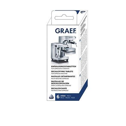 GRAEF Entkalkungstabletten 6Stk. (€2,83/1Stk.)