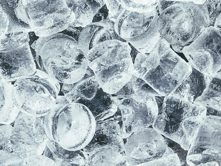 It's all about the ice...