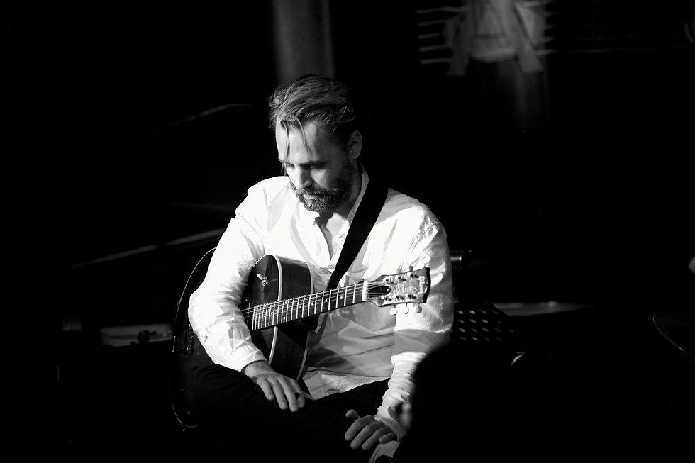 Pål Nyberg Guitarist & Composer