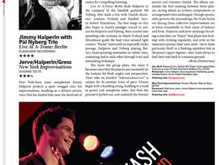 4 stars in DownBeat Magazine!