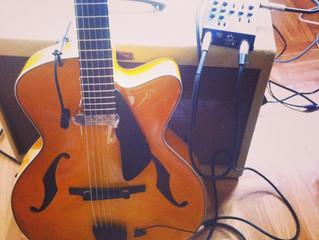 New TLL guitar ready!