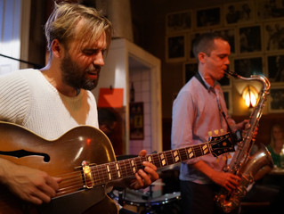 Pål Nyberg Quartet ready for Edinburgh Jazz Festival