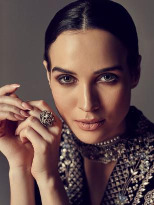 Fine Jewellery Editorial Shoot