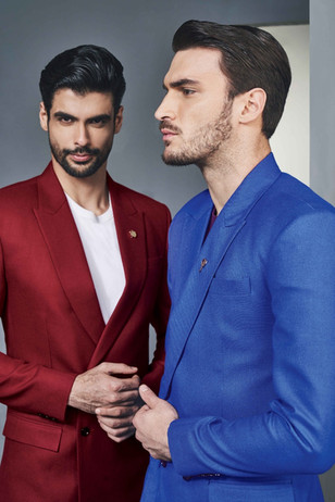 Look book shoot for textile brand Ramvijay