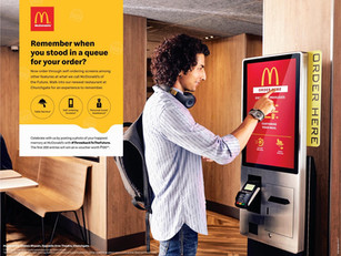 Campaign Styling for McDonald's India